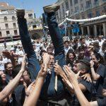 Flashmob 'Los profes y sus orquestas' 8
