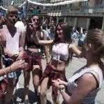 Flashmob 'Los profes y sus orquestas' 9