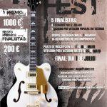 El concurso musical ManzanaFest 2017repartirá 1.800 euros en premios entre jóvenes artistas