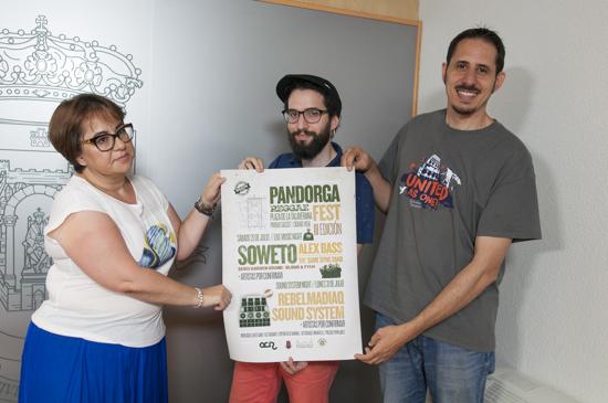 Pandorga reggae fest 1