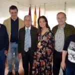 Ciudad Real:Pilar Zamora recibe la medalla de laHermandad de Santa María de Alarcos