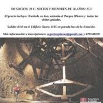 La Asociación Cultural Portus Planus organiza un viaje cultural a Almadén