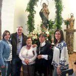 Fin de semana de romerías en San Benito, Fontanosas, La Viñuela y Retamar