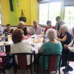 Puertollano: La alcaldesa pone como ejemplo a «La Benéfica» de la intensa labor de los colectivos locales