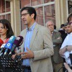 El presidente de la Diputación rechaza la violencia irracional del terrorismo tras el atentado del Manchester Arena