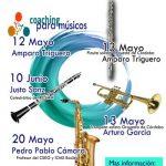 La AMC Banda de Música de Puertollano celebra sus II Jornadas Musicales