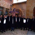 Puertollano: Misa, canto de mayos y puñao de garbanzos en el Día de la Cruz en la Ermita de la Soledad
