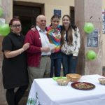 Manuel y sus niños de la Escuela de Arte, un bastión en la lucha contra el cáncer