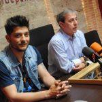 Diego Martín actuará en acústico el próximo viernes 19 de mayo en Valdepeñas