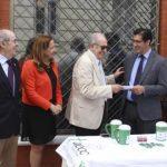 La Diputación colabora en la cuestación contra el cáncer