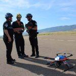 Un dron de observación se incorpora al operativo de prevención de emergencias en Puertollano