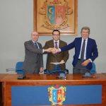 Cámara de Ciudad Real, Fundación Incyde y Ayuntamiento de Campo de Criptana firman un convenio para potenciar el emprendimiento y la consolidación empresarial