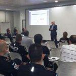El Gobierno de Castilla-La Mancha instruye a 30 policías locales de la provincia de Ciudad Real en el uso de comunicaciones electrónicas