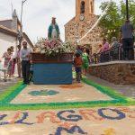 Las Casas: La Milagrosa vuelve a salir en procesión después de 25 años