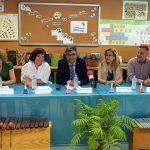 """600 escolares de la región traen la música de """"Los Profes y sus orquestas"""" a Ciudad Real"""