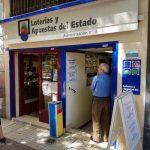 La Primitiva deja un premio de más de 82.000 euros en Puertollano