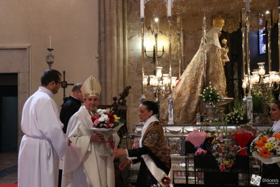 obispo virgen del prado