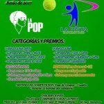 La Pista Deporte y Ocio organiza el I Torneo de Pádel «La Pop»