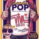 Ciudad Real: Música en familia con Papás POP