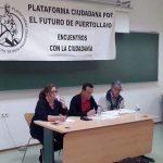 La Plataforma por el Futuro de Puertollano analizó con Ciudadanos la actualidad municipal