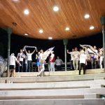 Puertollano: Furor madridista en el Paseo de San Gregorio