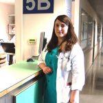 La residente de Cardiología que más sabe de insuficiencia cardíaca y taquiarritmias se forma en el Hospital de Ciudad Real