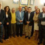 El Club Rotario conmemora los 25 años del AVE con la visita de Lorenzo Selas