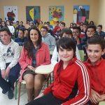Las acciones preventivas del Gobierno regional contra el acoso escolar llegan a más de 1.200 alumnos en la provincia