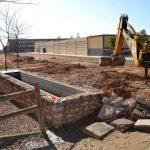 El Ayuntamiento de Villarrubia de los Ojos acomete una importante actuación que permitirá un mejor acceso al Auditorio Municipal y a la futura piscina climatizada