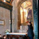 Más de 700 personas visitan la Catedral con motivo del Cincuentenario de la Coronación Canónica de la Virgen del Prado