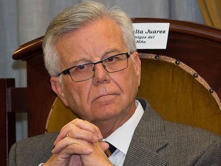 Juan Peralta Juárez, Fundador y Director del Museo del Niño