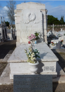 Cementerio de Vila Viçosa (Foto: Iss)