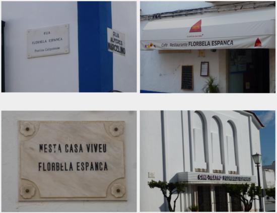 Presencia de Florbela en Vila Viçosa (Fotos: ISS)