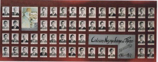 BACHILLER 1966-67