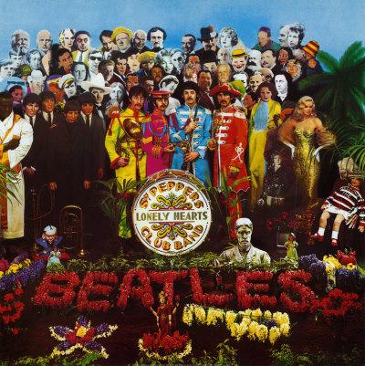 Beatles(1967)SgtPeppersLonelyHeartsClubBand