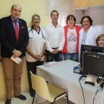 Poblete cuenta con una nueva unidad administrativa y cita previa en el Consultorio