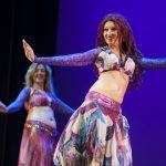 Ciudad Real: Danza Oriental Alarcos celebra una trayectoria de ensueño