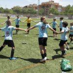 La copa del Campeonato Provincial de Fútbol-8 para benjamines se va a Puertollano