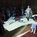La teatrería refugiados - 1