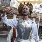 Ciudad Real: Don Quijote abre las puertas de su mercado
