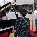 Los solistas o grupos locales pueden inscribirse para participar en la Fiesta de la Música