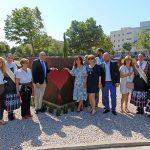 Ciudad Real: El monumento a los Donantes de Sangre se traslada a las puertas del Hospital General