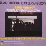 Piedrabuena: Jesús Monroy hablará en El Canguro Violeta sobre la fotografía en colectivo
