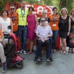 La Asociación VIVELA se da a conocer en el Día Mundial de la Esclerosis Lateral Amiotrófica