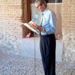 Antonio Gutiérrez González de Mendoza estrenó un poema propio dedicado a Aldea del Rey