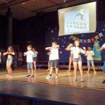 Aldea del Rey: El Colegio 'Maestro Navas' despidió el curso con un delicioso festival en la Casa de la Música