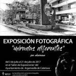 El fotógrafo autodidacta Ventura Huertas Serrano comparte por vez primera sus 'Miradas diferentes'