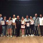 Las II Jornadas Musicales AMC Banda de Música de Puertollano finalizaron con el curso impartido por Justo Sanz