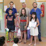 Alicia Merlo Ramón, alumna del Colegio 'Cervantes' de Brazatortas, logra el primer premio del I Certamen de Dibujo 'Valle de Alcudia'