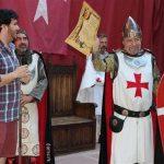 Enrique Ordás, nombrado Caballero Cristiano en la antesala de las Fiestas de Moros y Cristianos de Alcázar